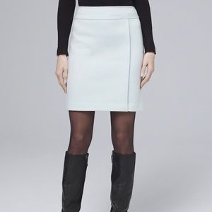WHBM Boot Skirt Size 12 NWT
